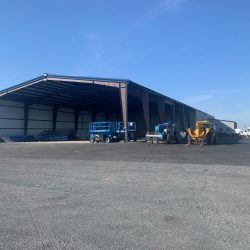 Steel building services
