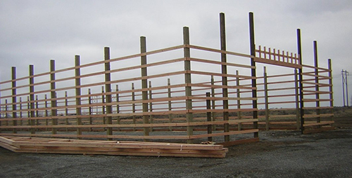 Pole Frame Buildings & Pole Barn Construction in Moses Lake